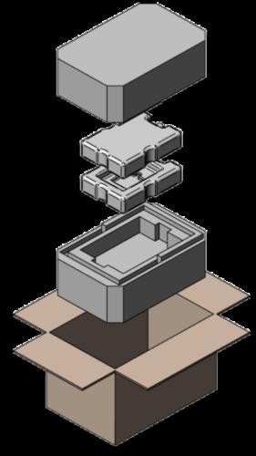 Akuratemp Box